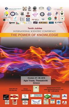 The POWER of Knowledge - 10th international conference