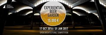 "Project ""Experiential Beer Garden"""