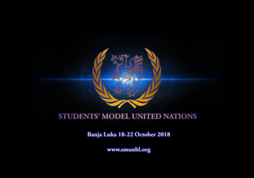 Invitation for the 'Model United Nations' conference