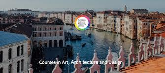 Opportunity for students to participate in architecture summer studios in Venice, Italy!